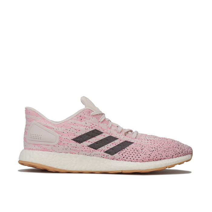 Women's adidas PureBOOST DPR Running Shoes in Pink