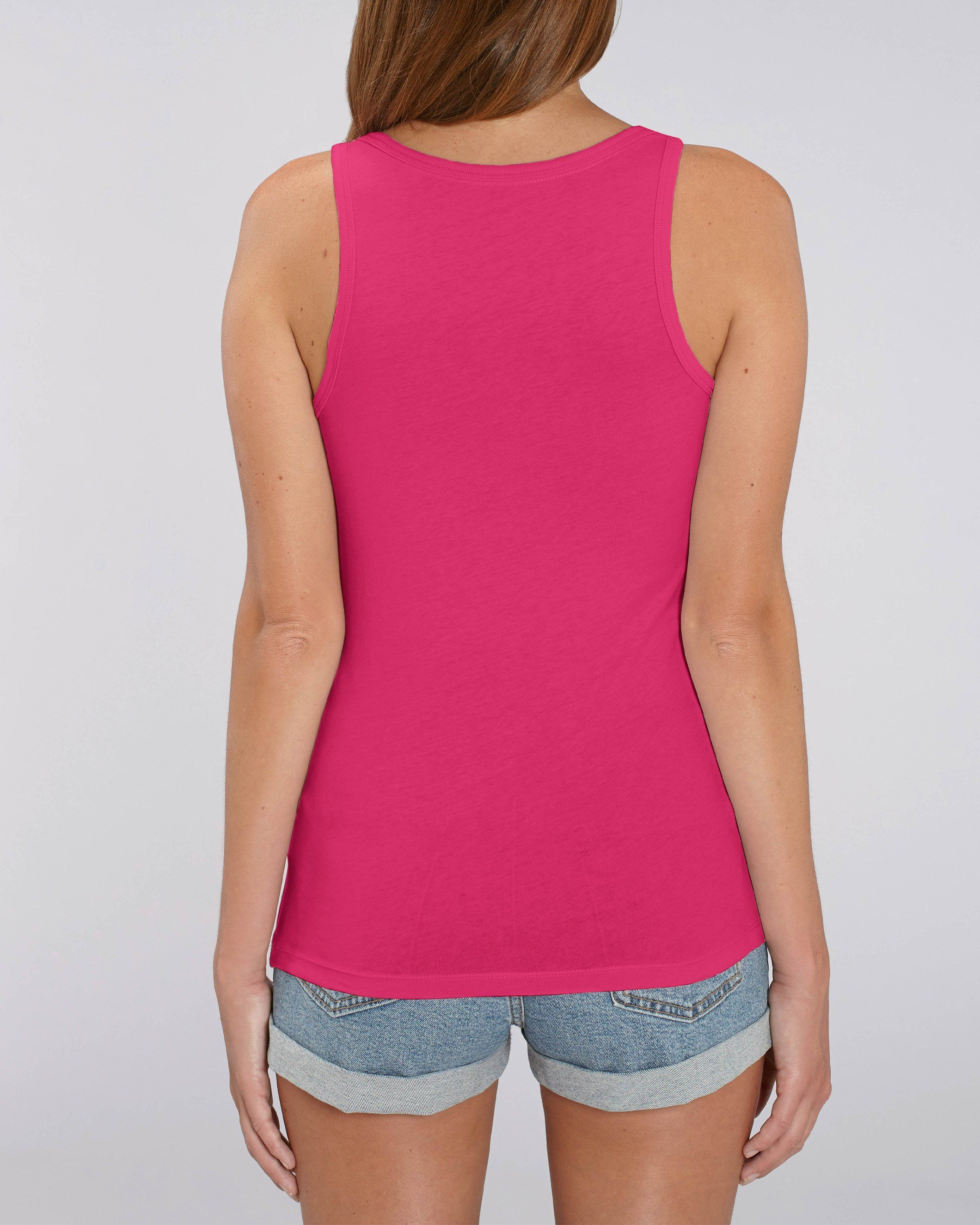 Catch Women's Tank Top in Pink
