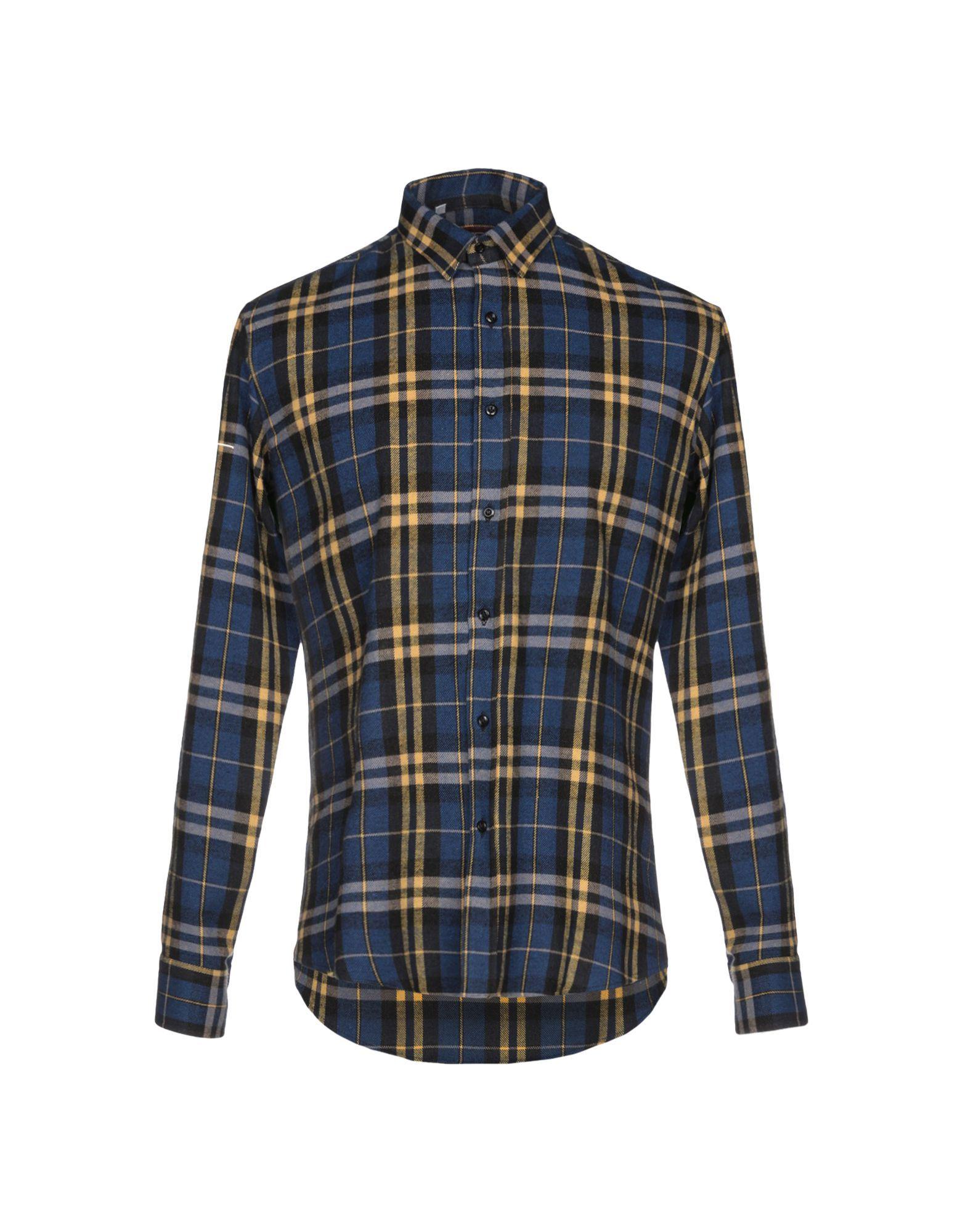 Stella Jean Man Shirts Cotton