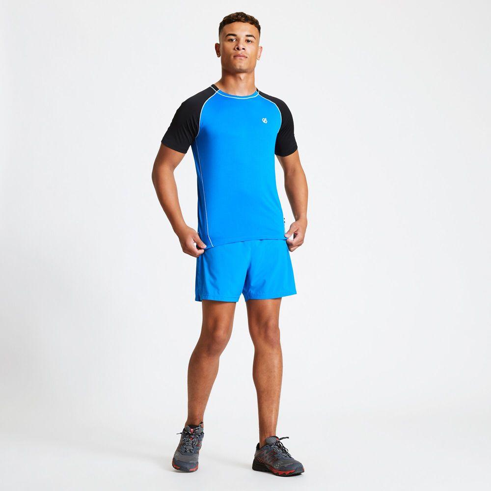 Dare 2b Mens Peerless Lightweight Wicking Running T Shirt