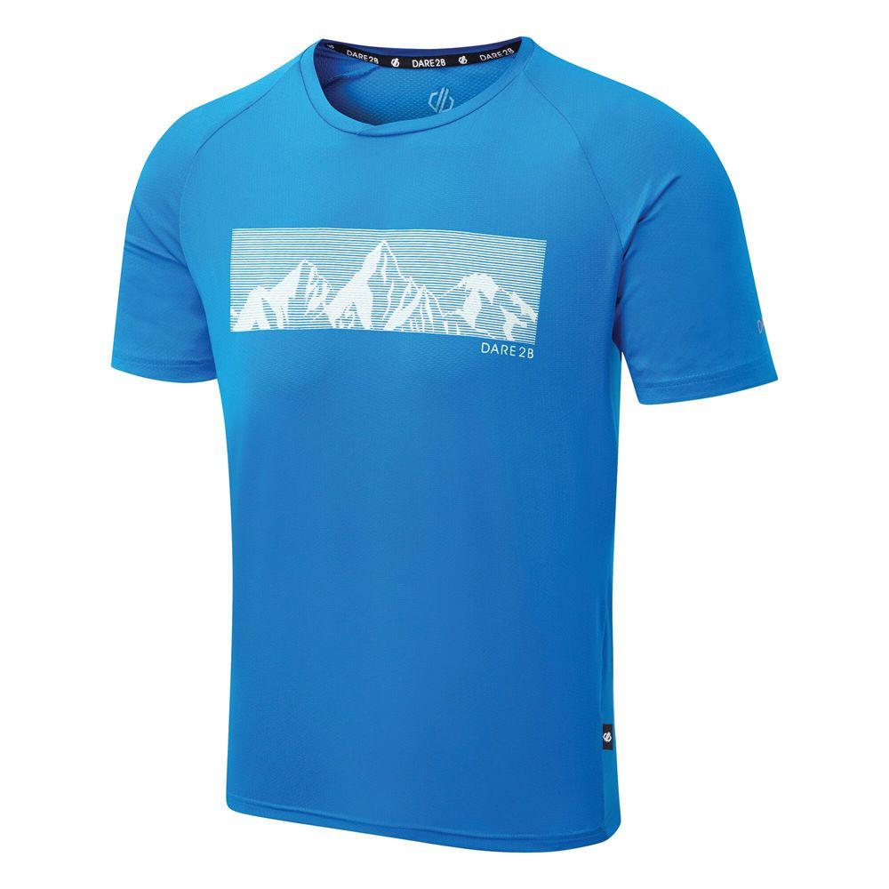 Dare 2b Mens Righteous II Lightweight Running T Shirt