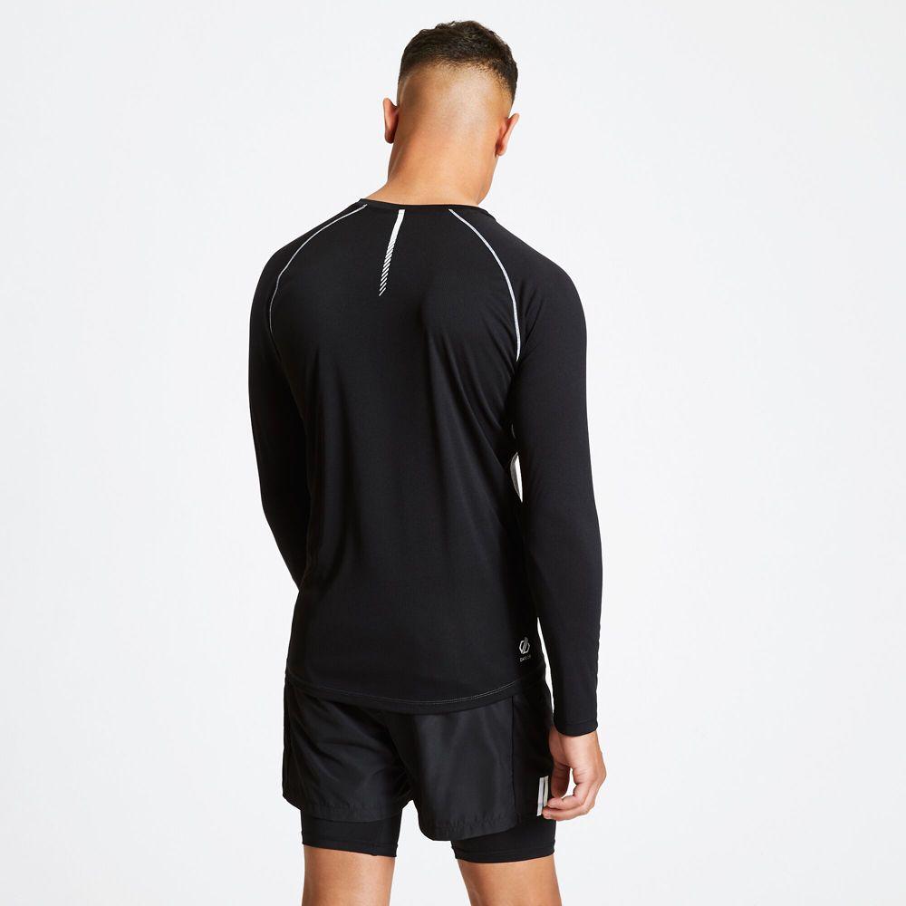 Dare 2b Mens Realize Lightweight Long Sleeve Running T Shirt