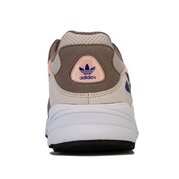 Men's adidas Originals Yung-96 Trainers in Brown