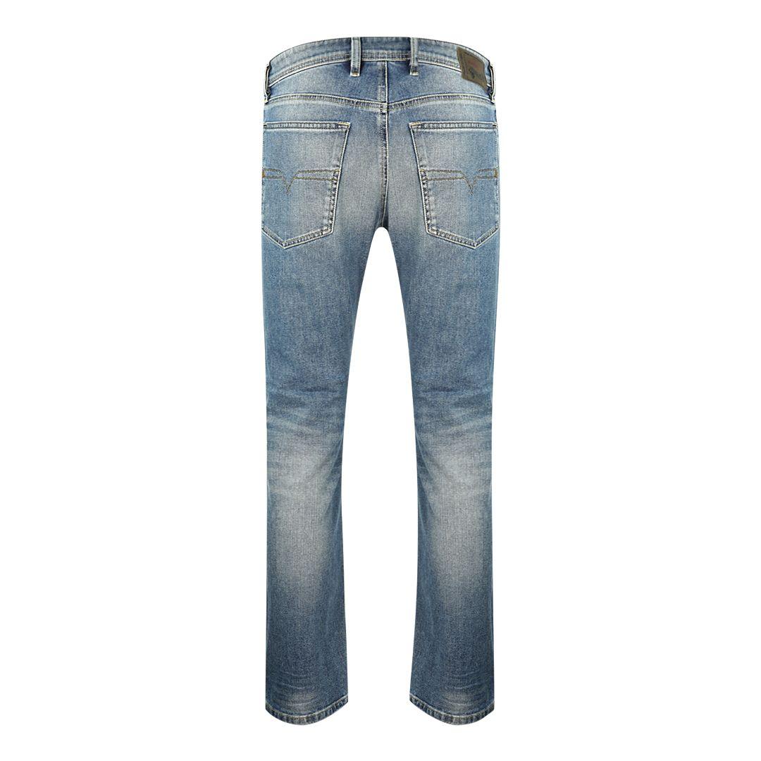 Diesel Waykee 0842H Jeans in Black