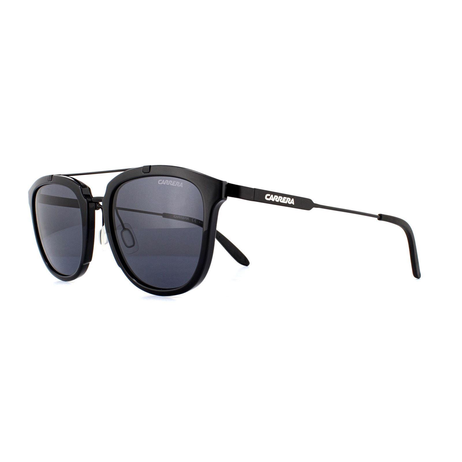 Carrera Sunglasses Carrera 127 GVB IR Black Grey