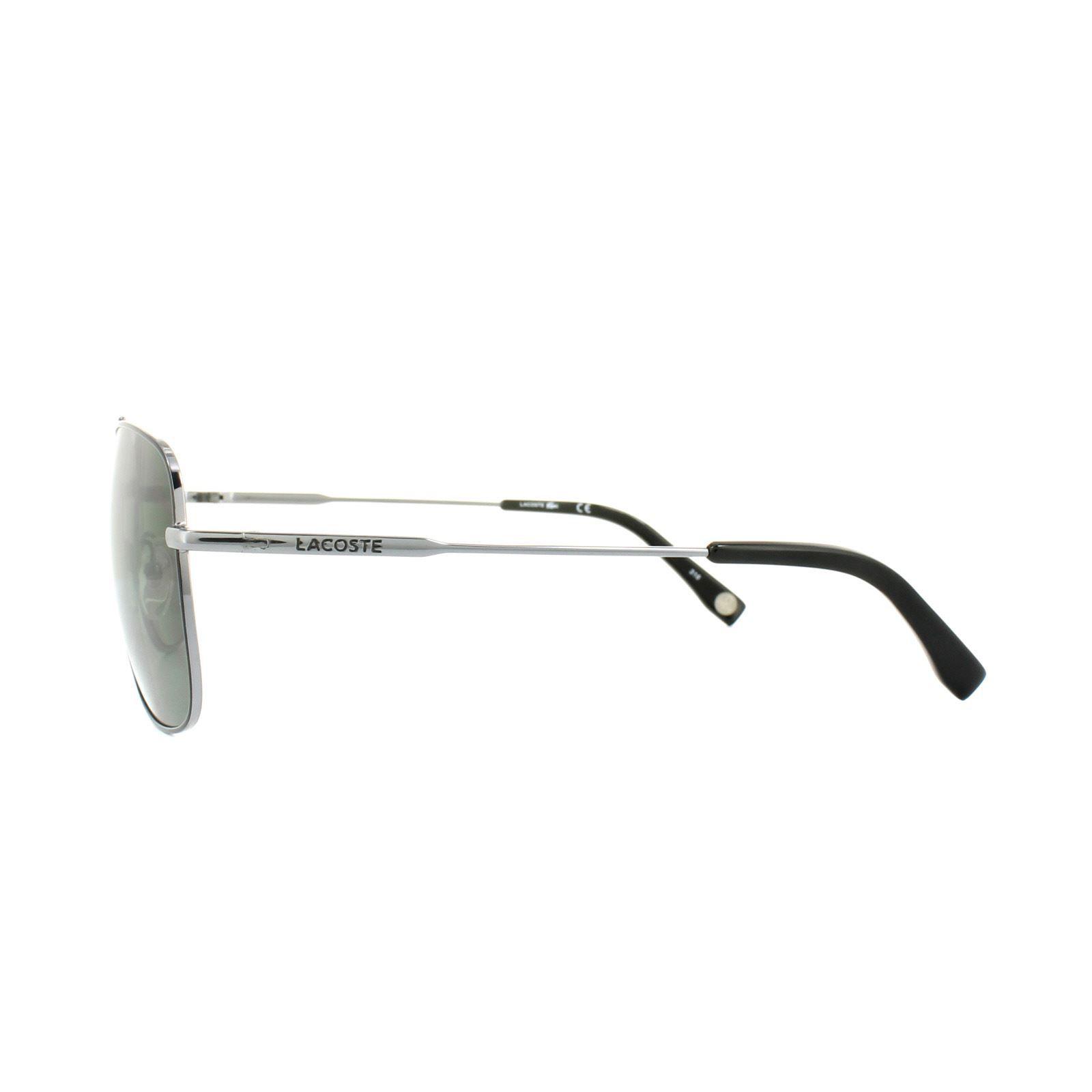 Lacoste Sunglasses L175S 035 Grey Green