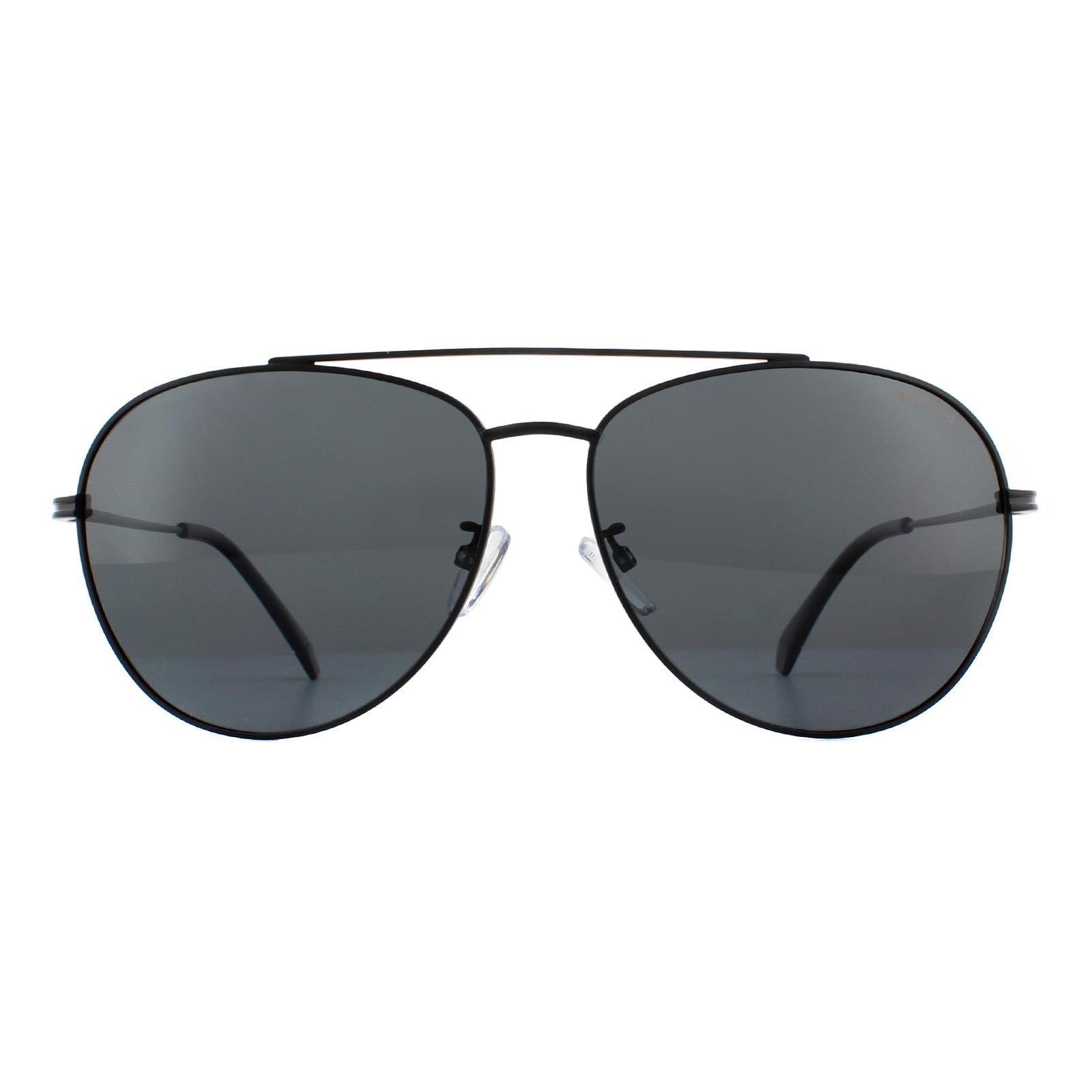 Polaroid Sunglasses PLD 2083/G/S 807 M9 Black Grey Polarized