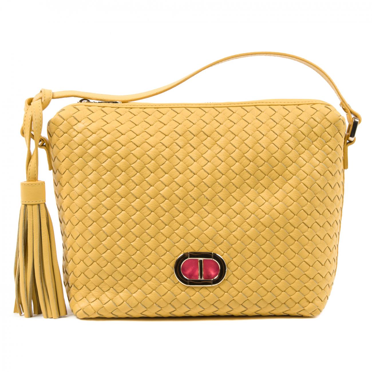 Dee Ocleppo Womens Bag GM1792 INTRECCIO MIAMI MAIS