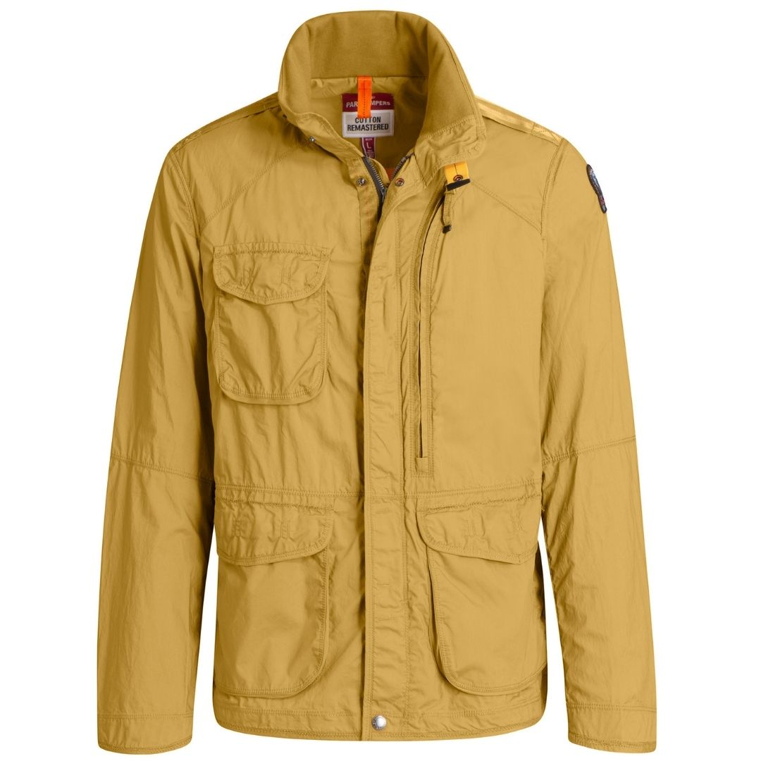 Parajumpers Denes Mustard Military Jacket