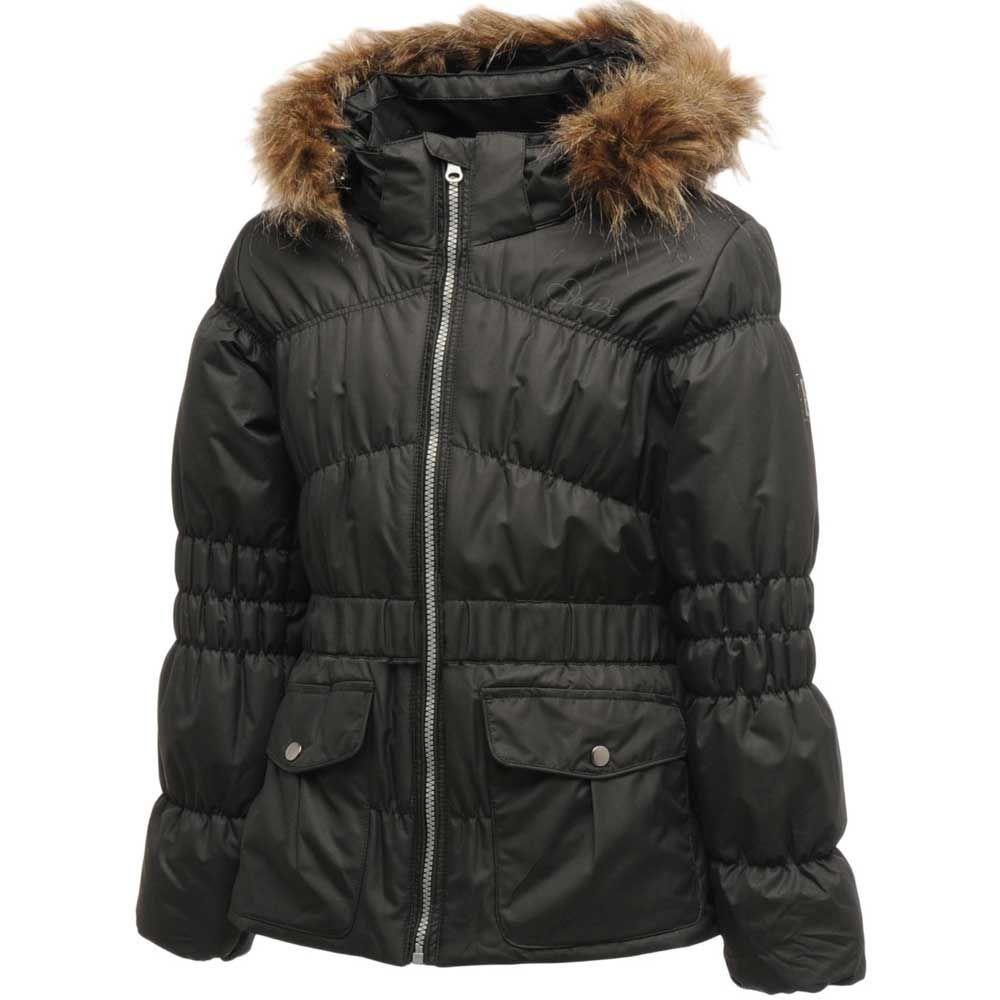 Dare 2b Kids Enchanting Waterproof Breathable Ski Jacket Black