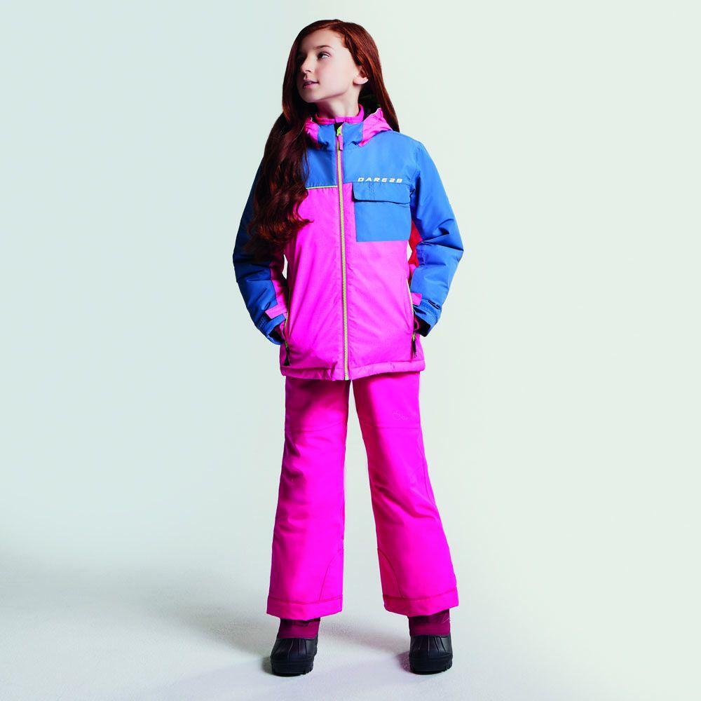 Dare 2b Boys & Girls Jester Waterproof Durable Skiing Coat