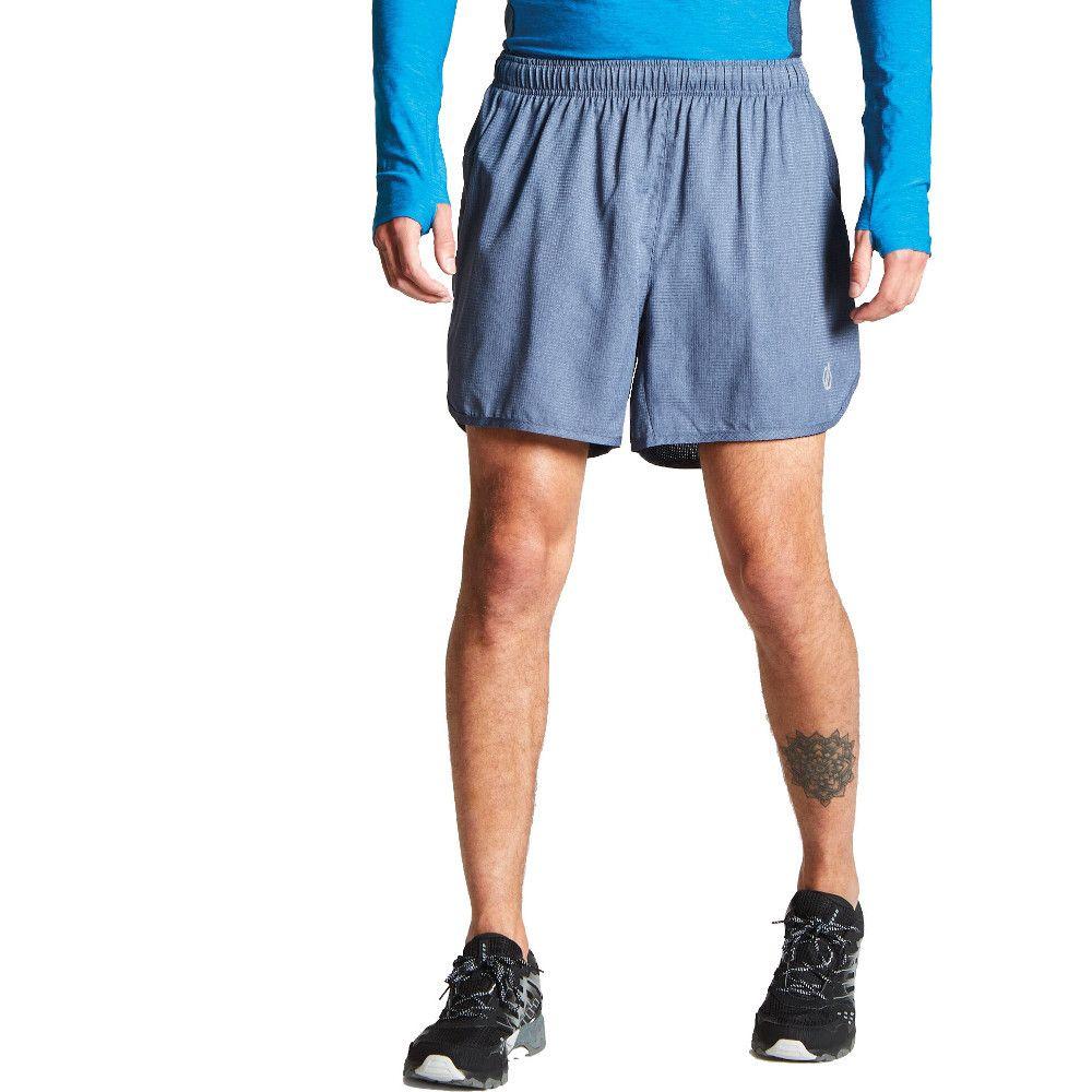 Dare 2B Mens Microtech Lightweight Quick Dry Running Shorts