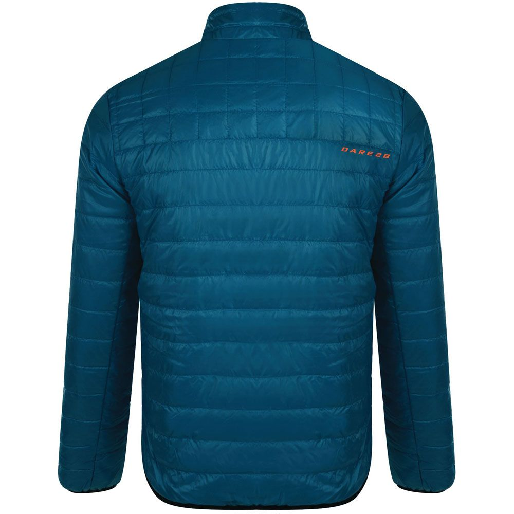 Dare 2b Mens Quadrate Moisture Wicking Water Repellent Jacket Top