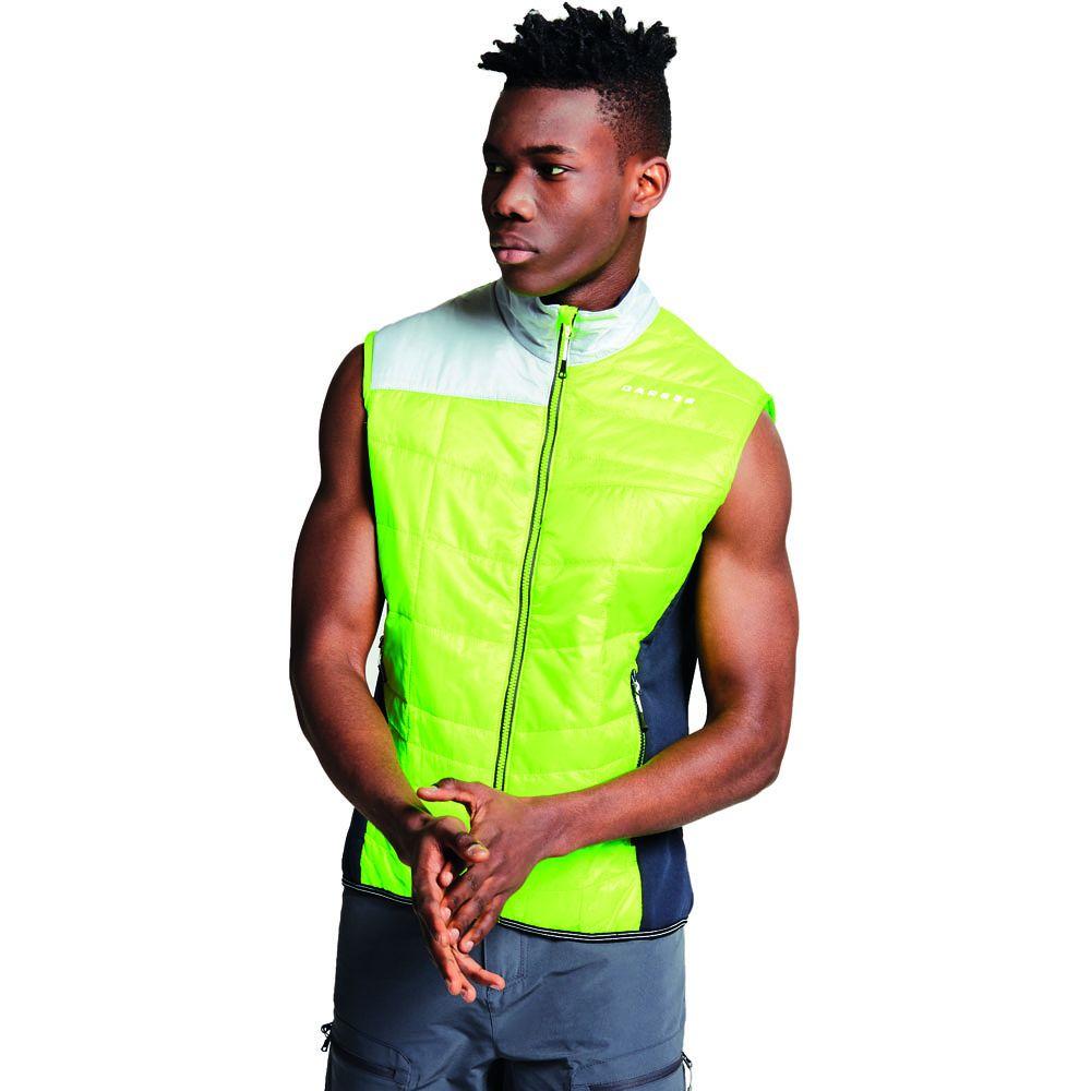 Dare 2b Mens Inlay Hybrid Wicking Wool Mix Ski Vest Gilet
