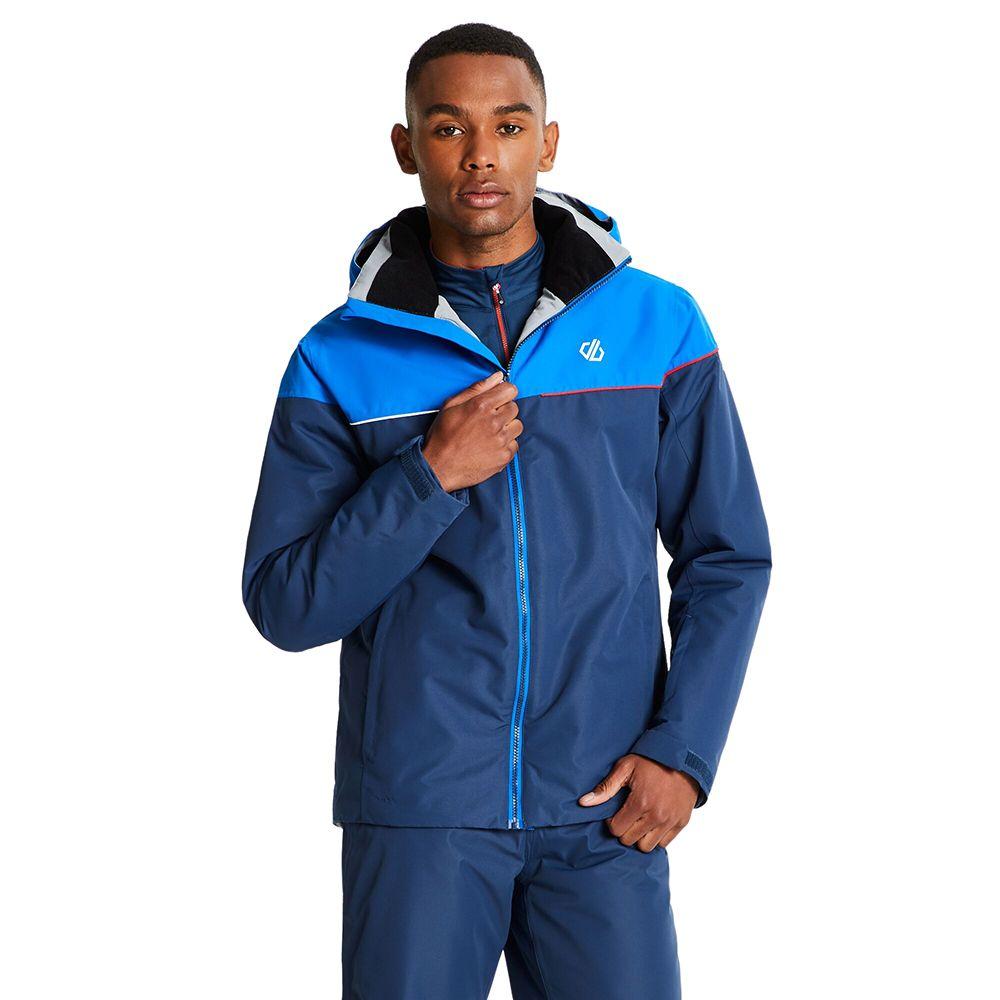 Dare 2b Mens Cohere Waterproof Breathable Ski Jacket