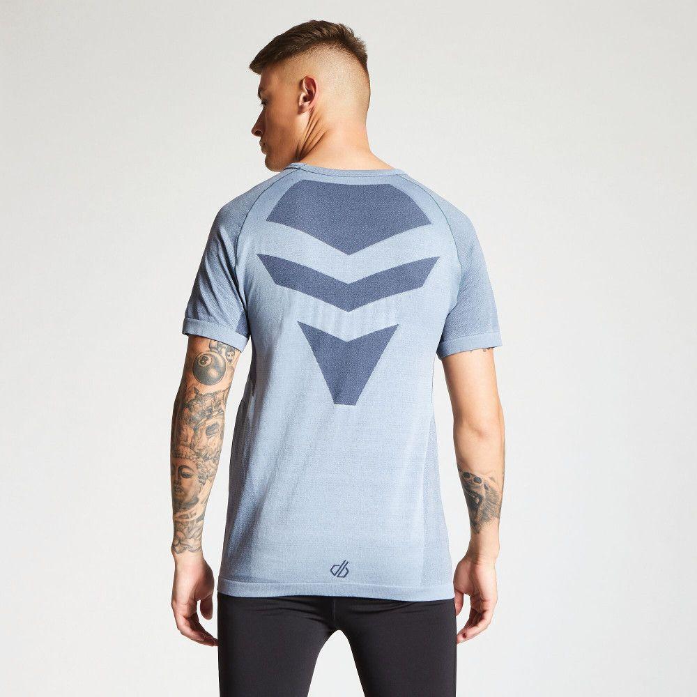 Dare 2B Mens Vessel Seamless Quick Drying Running T Shirt