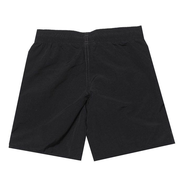 Boys' adidas Infant Linear Short in Black