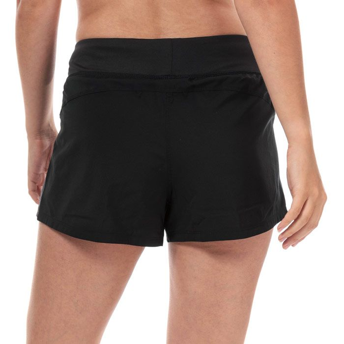 Women's adidas Two-In-One Woven Shorts in Black