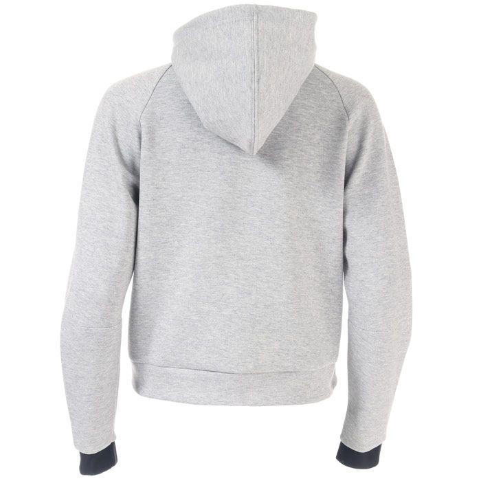 Women's adidas Must Haves Zip Hoodie in Grey Marl