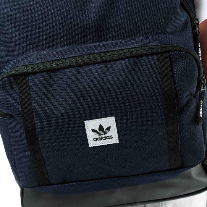 adidas Originals Classic Backpack in Navy