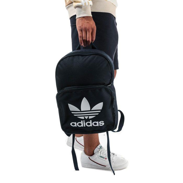 Accessories adidas Originals Classic Trefoil Backpack in Navy
