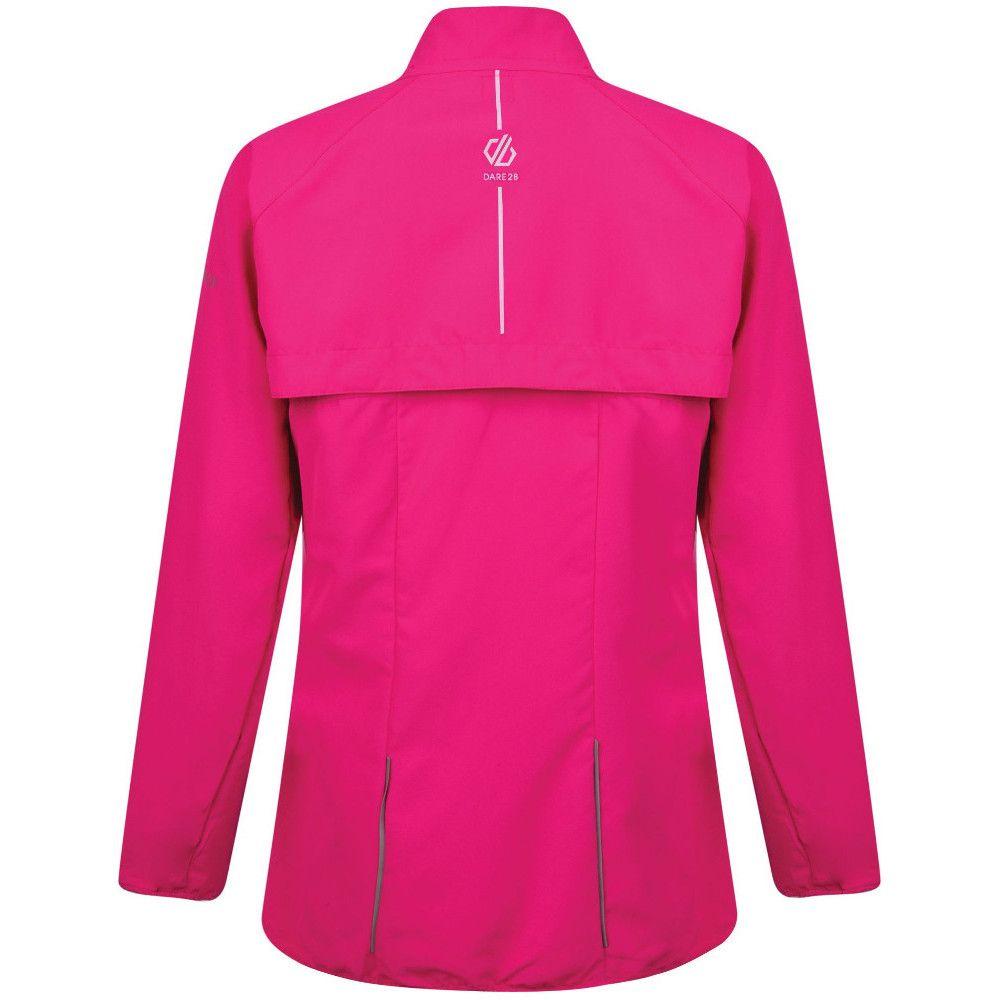 Dare 2b Womens Circumspect Shell Detachable Sleeve Jacket