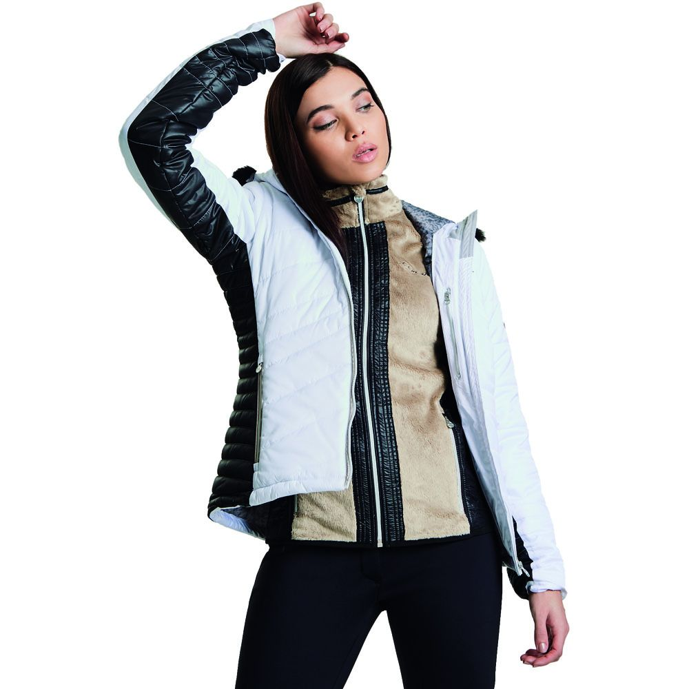 Dare 2b Womens Comprise Polyester Water Repellent Down Coat
