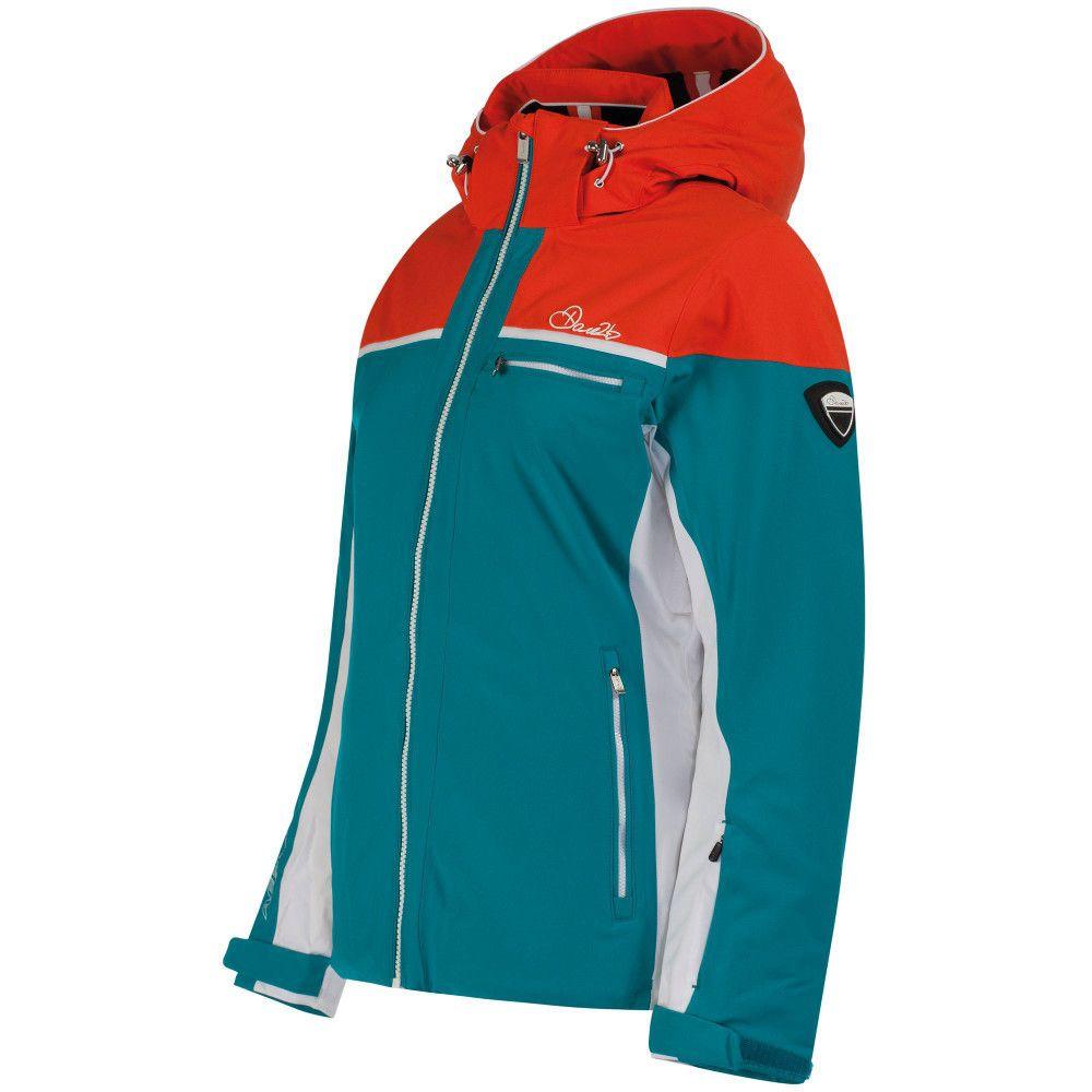 Dare 2b Womens/Ladies Argent Waterproof Breathable Padded Ski Jacket