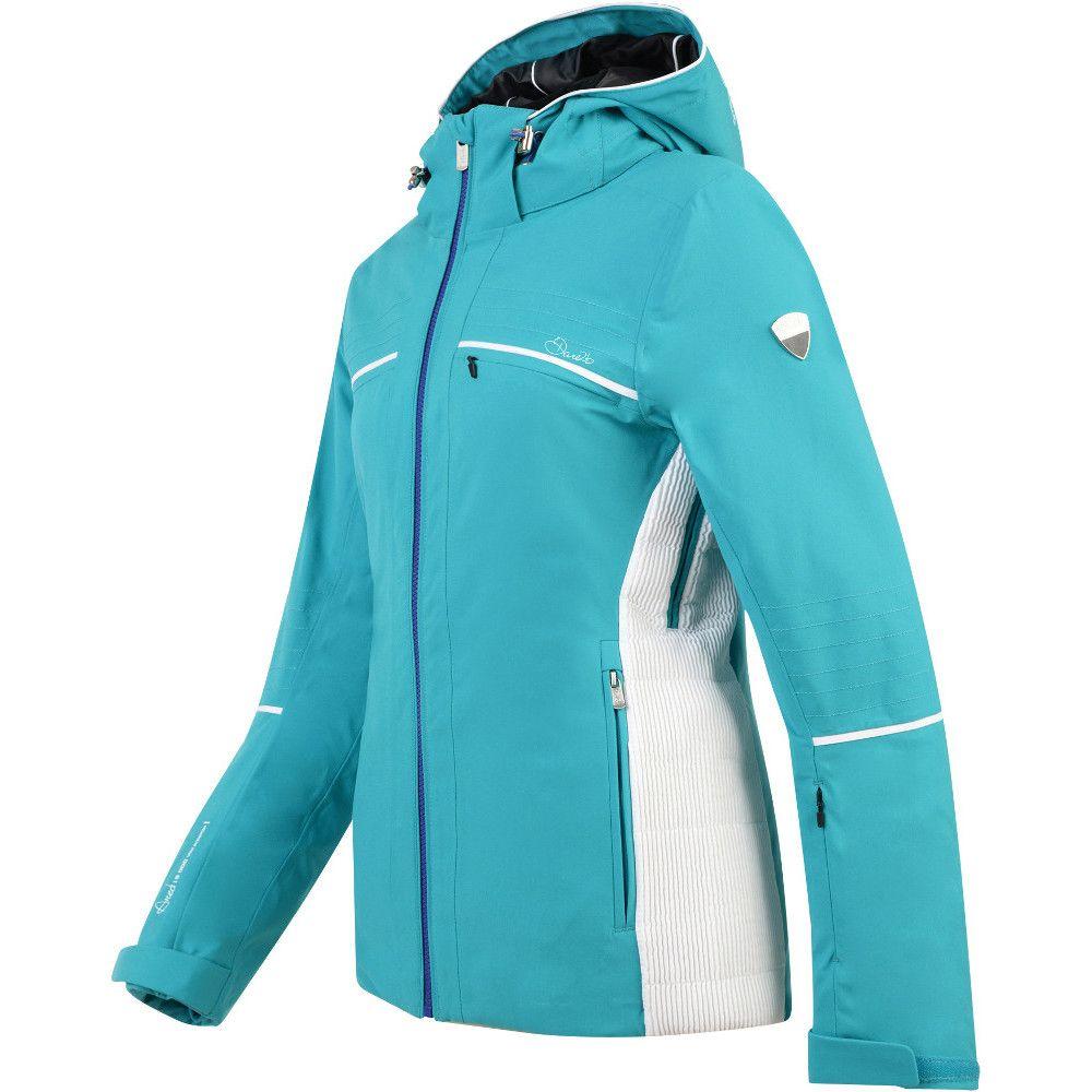 Dare 2b Womens/Ladies Recast Waterproof Insulated Breathable Ski Jacket