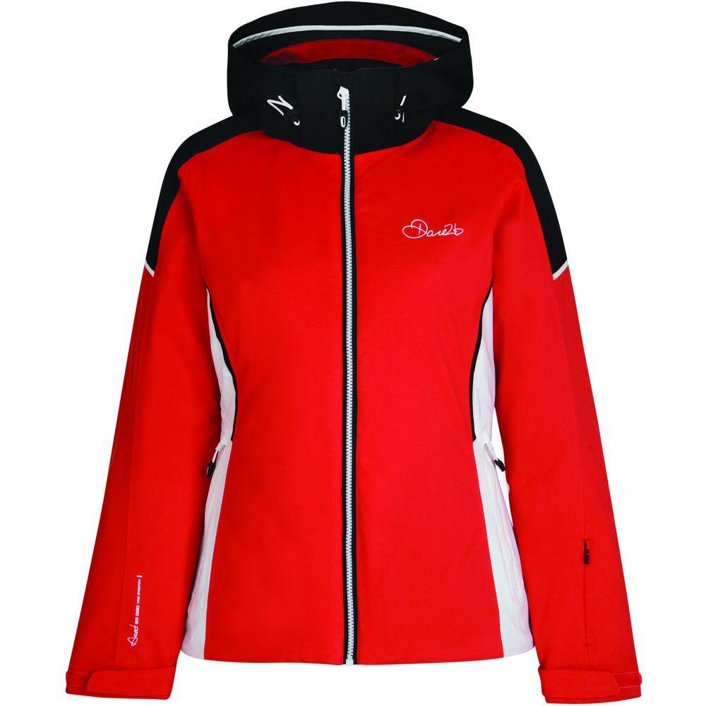 Dare 2b Womens Contrive Waterproof Breathable Warm Ski Coat