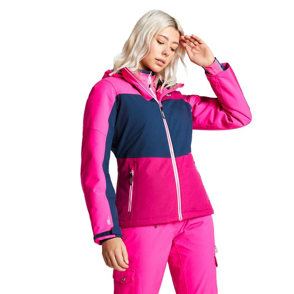 Dare 2b Womens Purview Waterproof Breathable Ski Coat Jacket