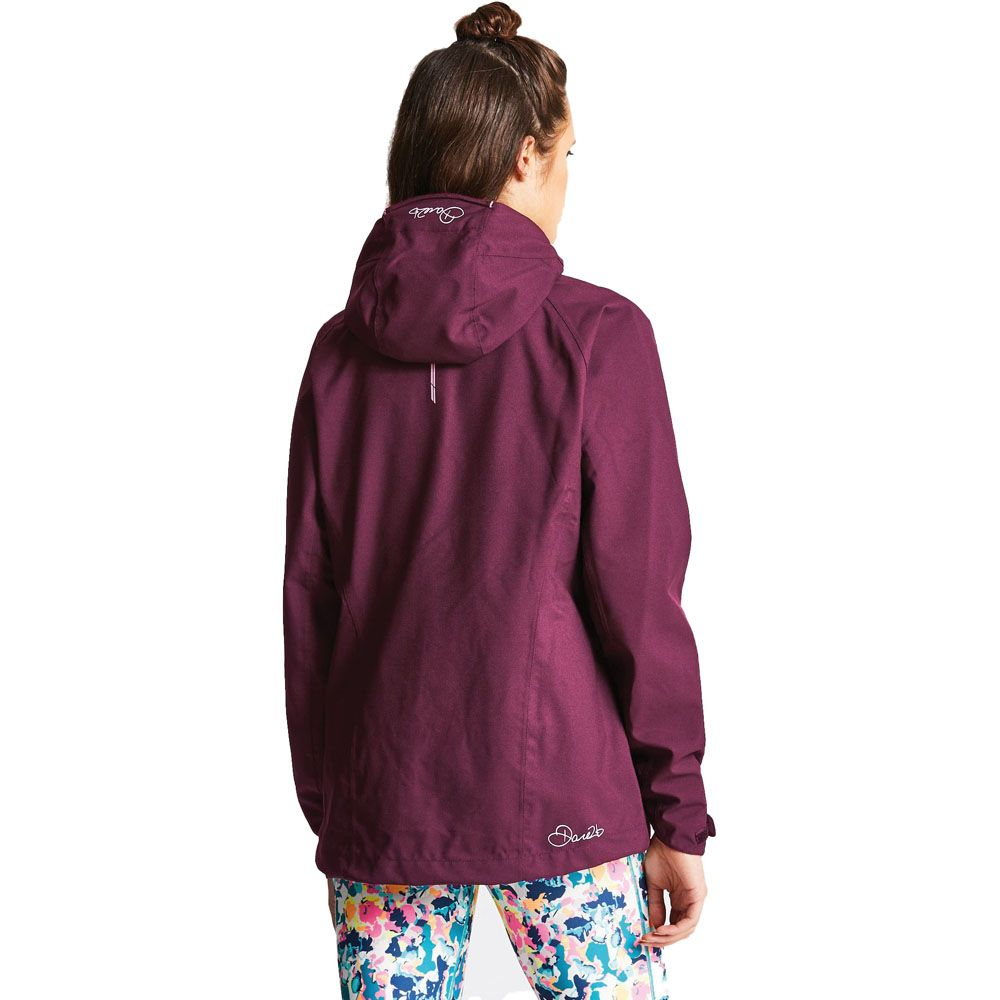 Dare 2b Womens/Ladies Repute II  Waterproof Breathable Durable Jacket
