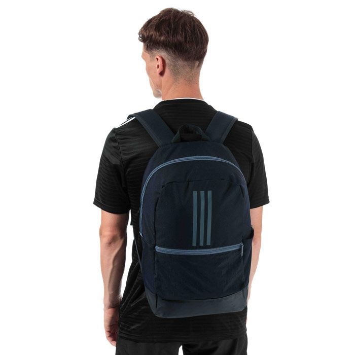 Accessories adidas Classic 3-Stripes Backpack in Navy