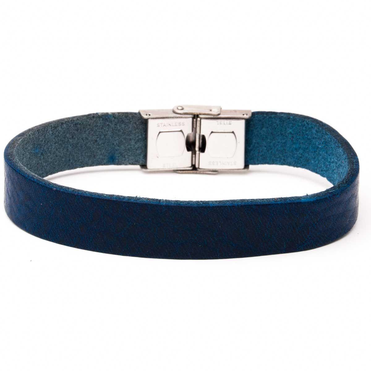 Montevita Artisanal Bracelet in Blue