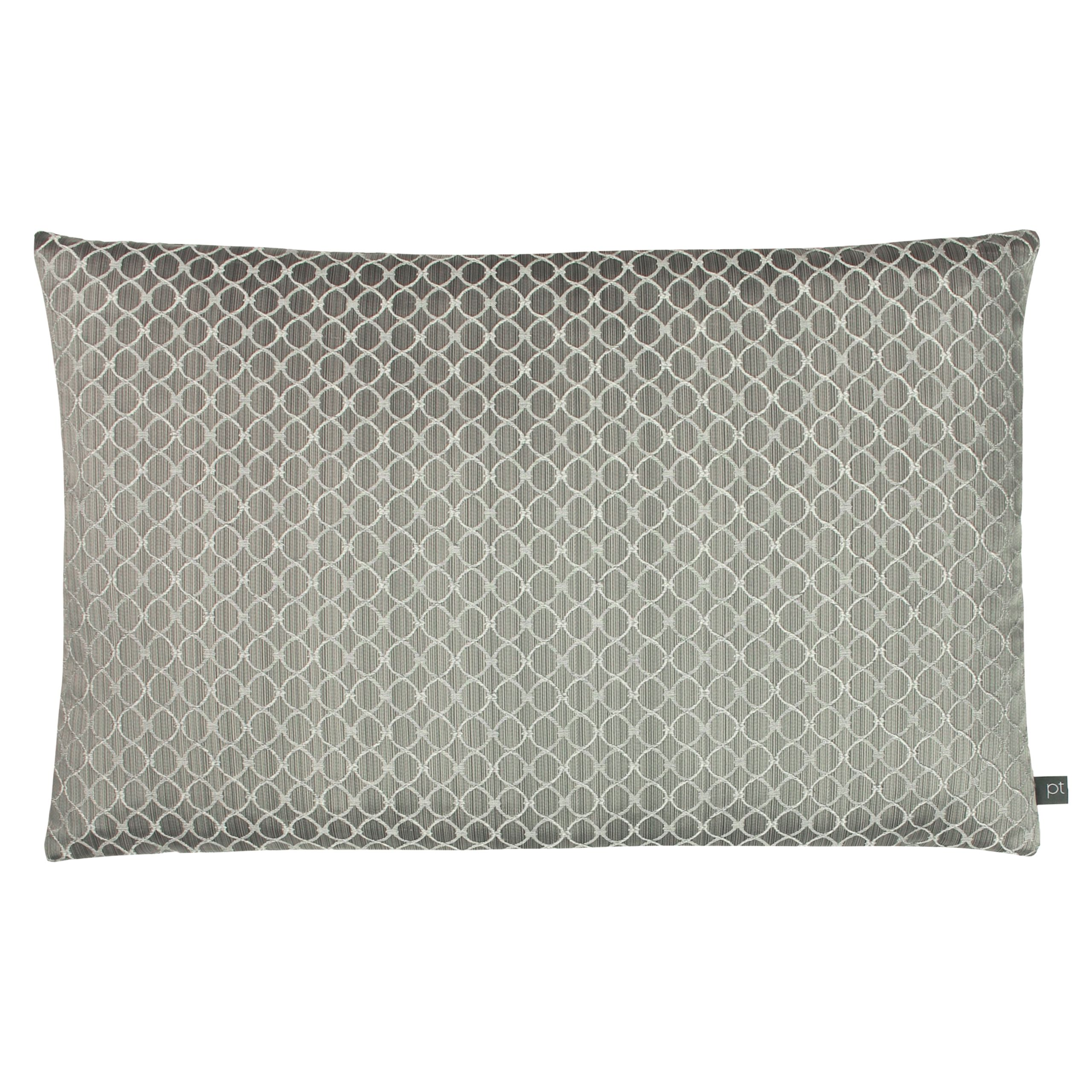 Prestigious Textiles Gemstone Polyester Filled Cushion, Polyester, Otter