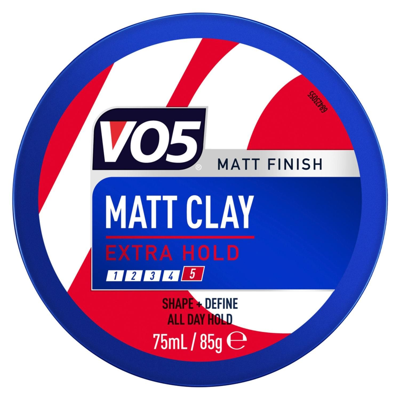 VO5 Extreme Style Matt Hair Clay 75ml