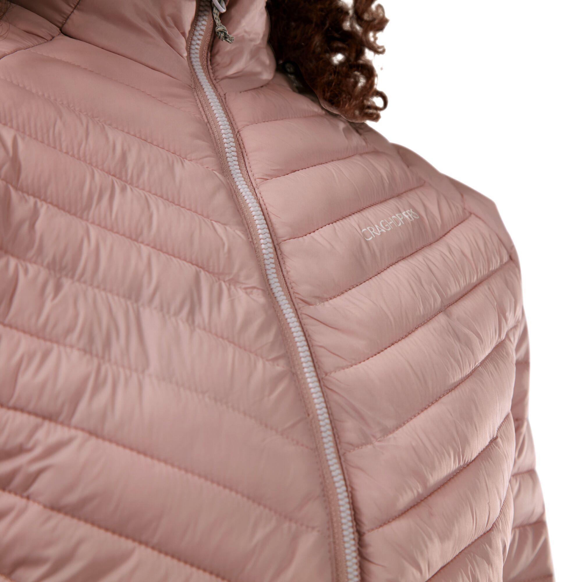 Craghoppers Womens/Ladies Expolite Jacket (Brushed Lilac)