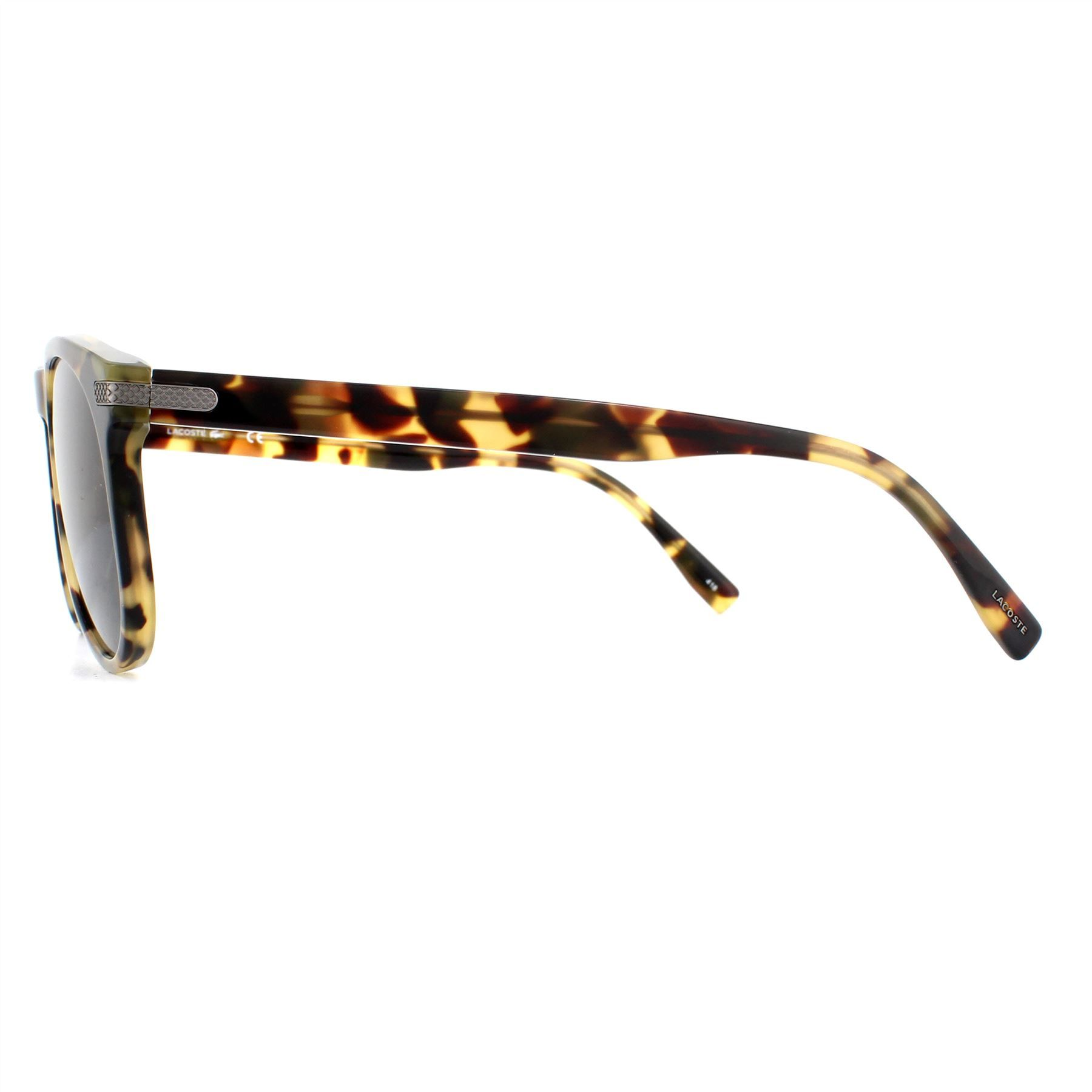 Lacoste Sunglasses L897S 215 Havana Grey