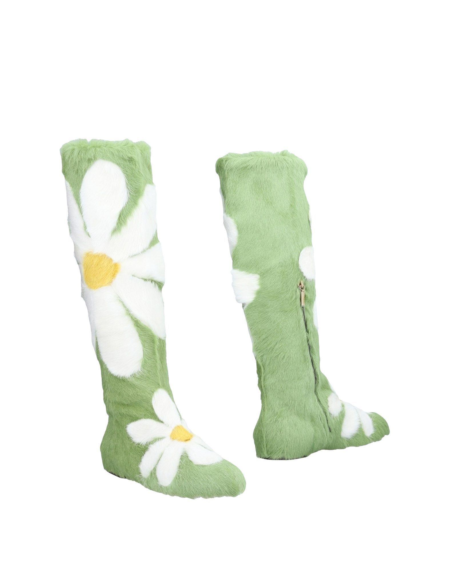 Dolce & Gabbana Women's Boots Kid Skin
