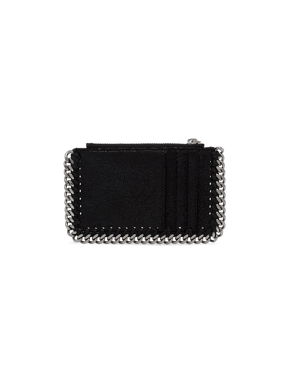 STELLA MCCARTNEY WOMEN'S 422364W91321000 BLACK POLYESTER CARD HOLDER