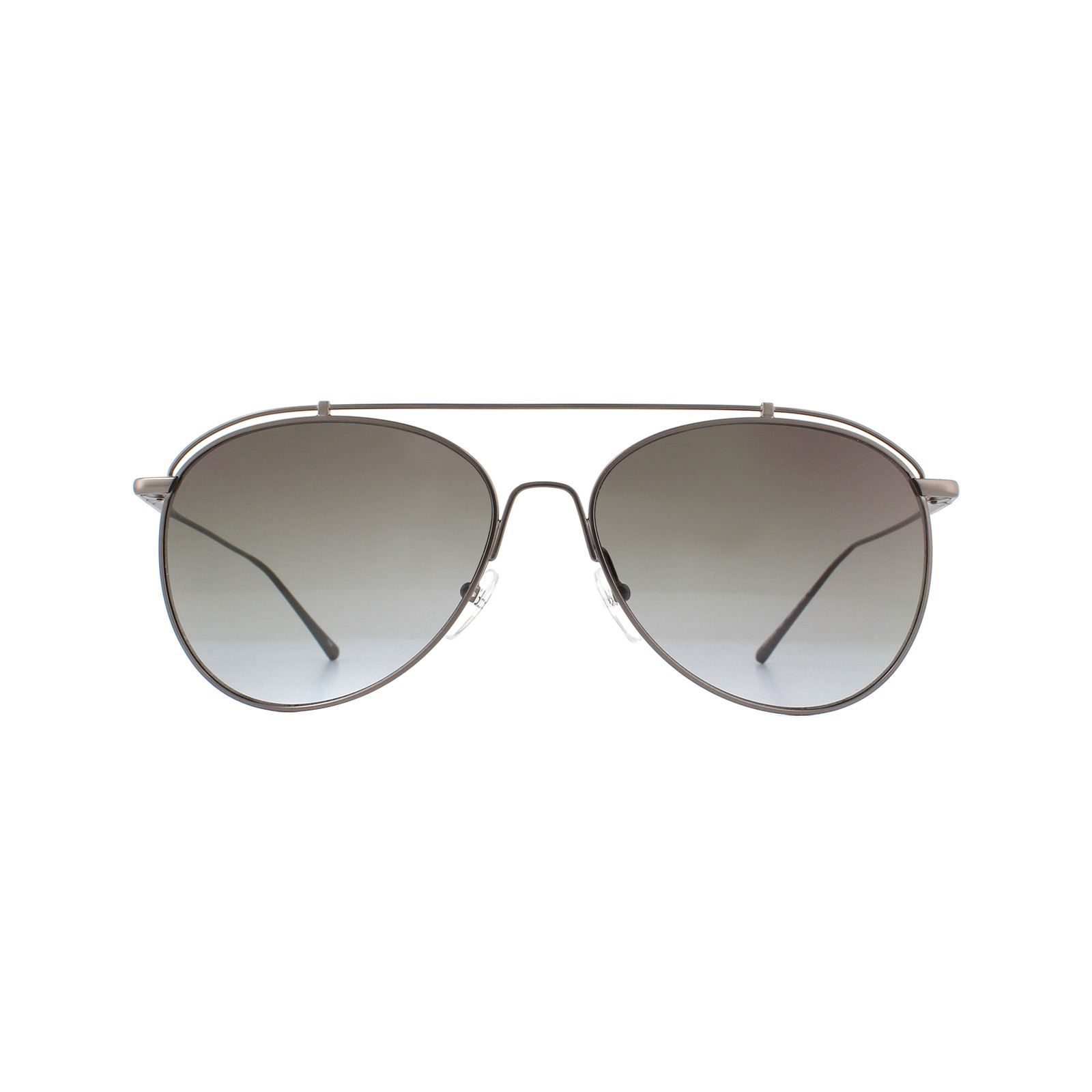 Calvin Klein Sunglasses CK2163S 061 Matte Gunmetal Grey