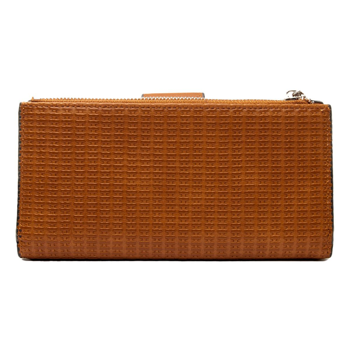 Montevita Leather Purse in Brown