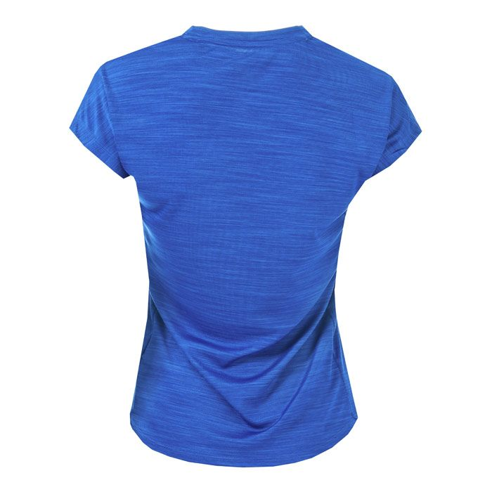 Women's adidas Badge Of Sport T-Shirt in Royal Blue