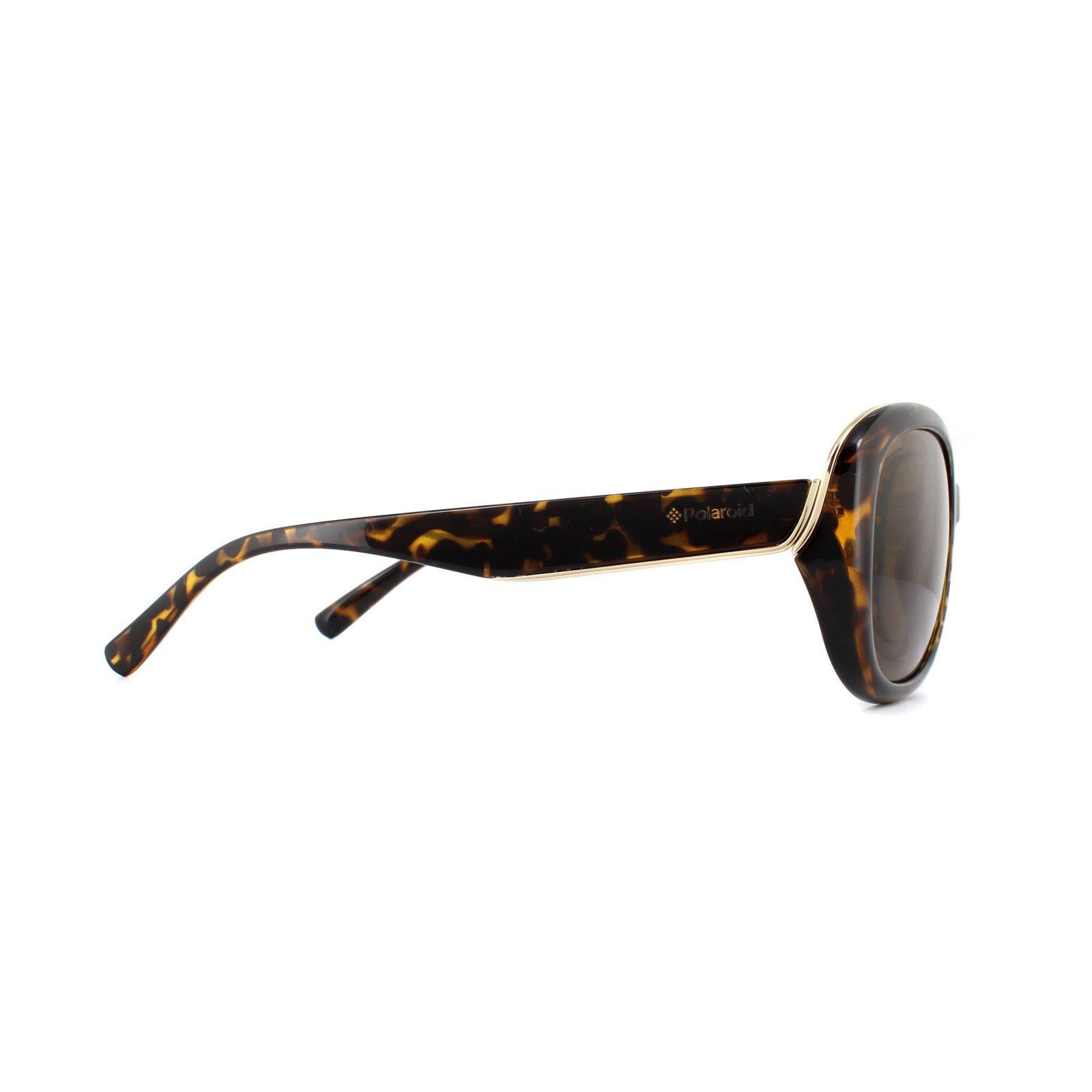 Polaroid Sunglasses PLD 4024/S V08 IG Havana Brown Polarized