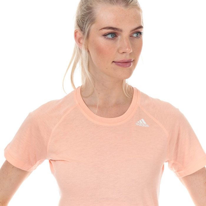 Women's adidas Prime T-Shirt in Pink
