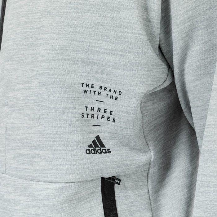 Men's adidas Originals ID Hoody in Grey