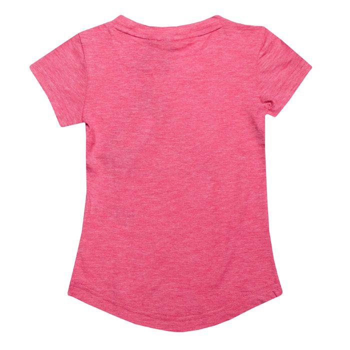 Girl's adidas Infant ID Winner T-Shirt in Pink white