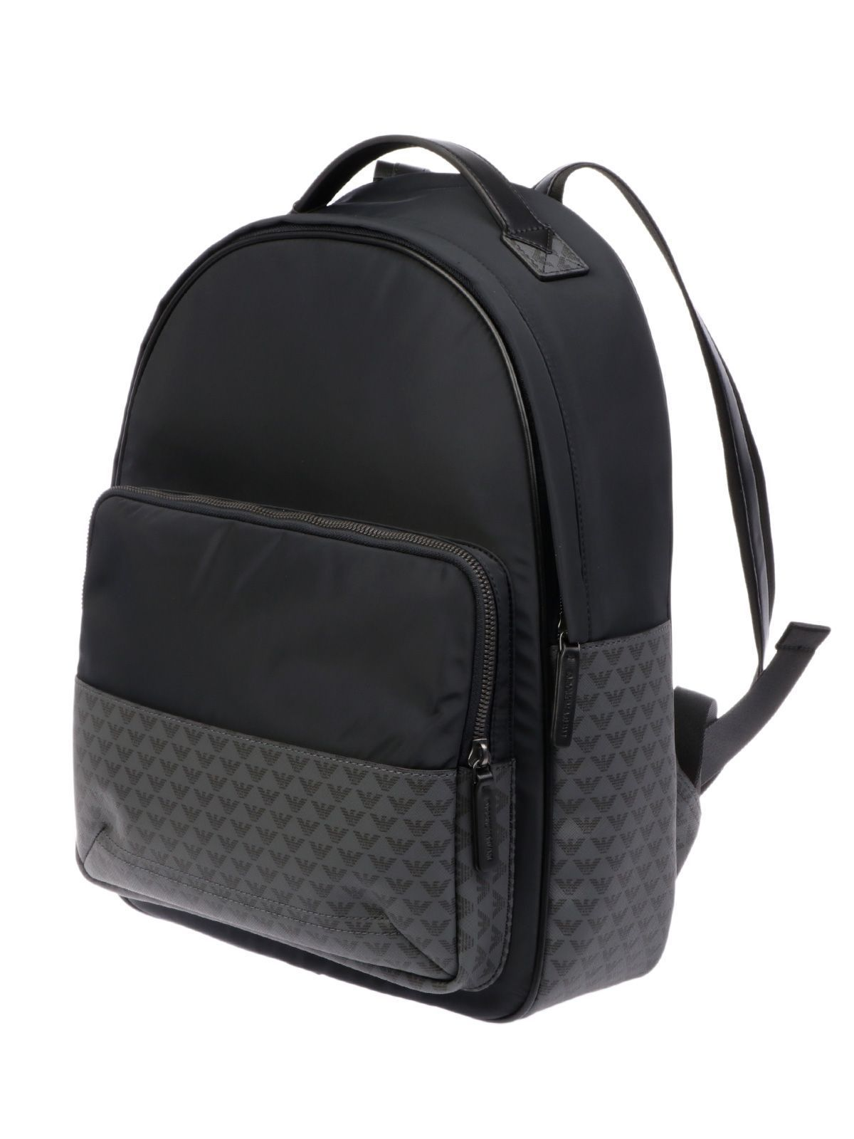 EMPORIO ARMANI MEN'S Y4O188YME4J83194 BLACK POLYESTER BACKPACK