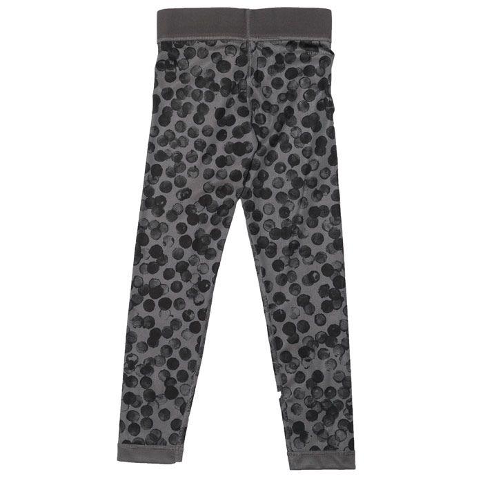 Girl's adidas Junior Rev Legging in Grey