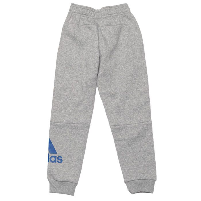 Boys' adidas Infant Must Have Jog Pant in Grey Heather